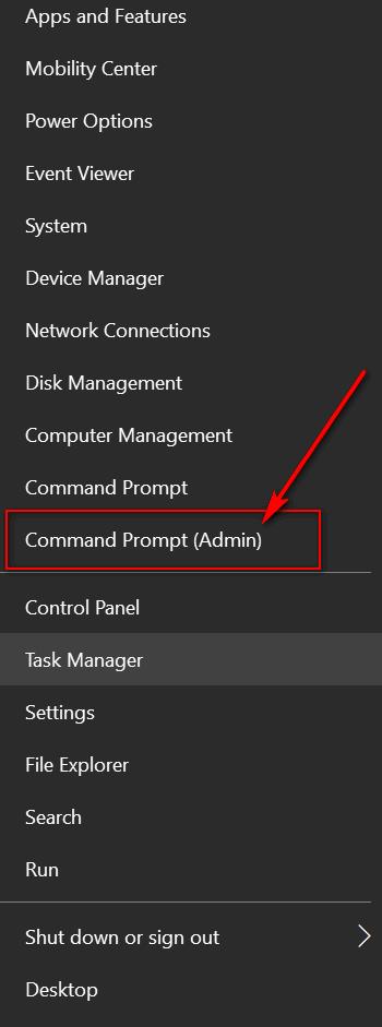 Command Prompt Administrator Privileges