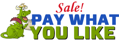 Cloudeight Pay What You Like Sale
