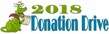 2018 Donataion Drive