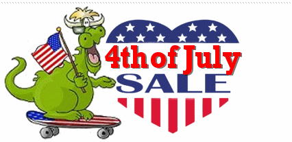 Cloudeight 4th of July 2018 Sale