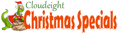 Cloudeight Christmas Specials 2017