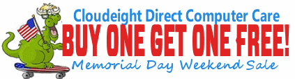 Cloudeight Memorial Day Sale 2019