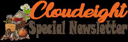 Cloudeight Special Newlsetter