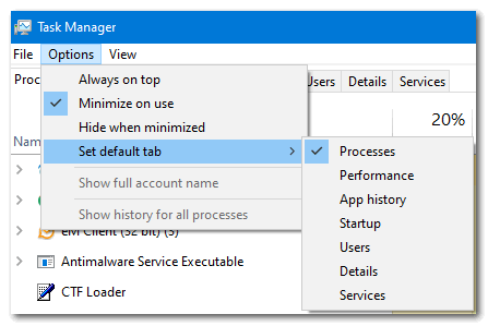 Windows 10 Version 1903 -Cloudeight InfoAve