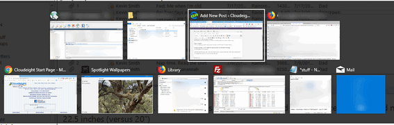 Cloudeight Windows Keyboard Shortcuts Windows 10