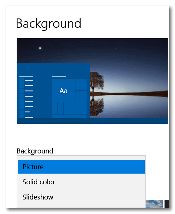 Windows 10 Background Pictures - Cloudeight