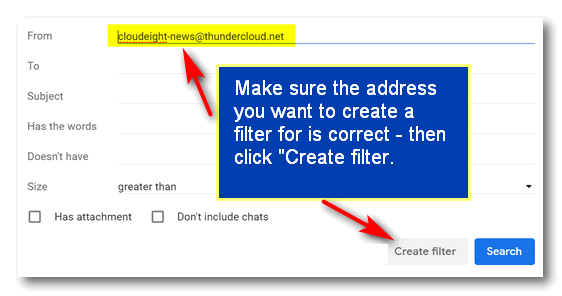 Cloudeight InfoAve Tips for Gmail
