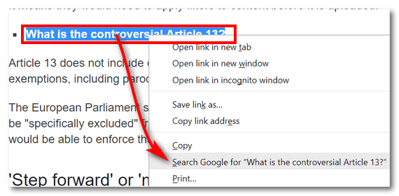 Cloudeight Chrome Tips and Tricks