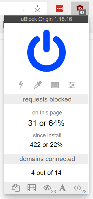 Cloudeight Freeware Pick - uBlock Origin