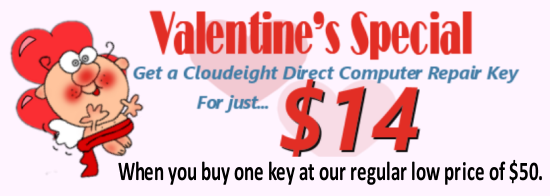 Cloudeight Valentine's Sale