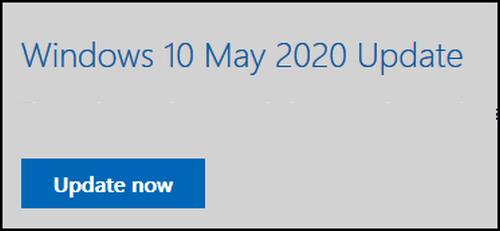 Cloudeight InfoAve Windows 10 version 2004