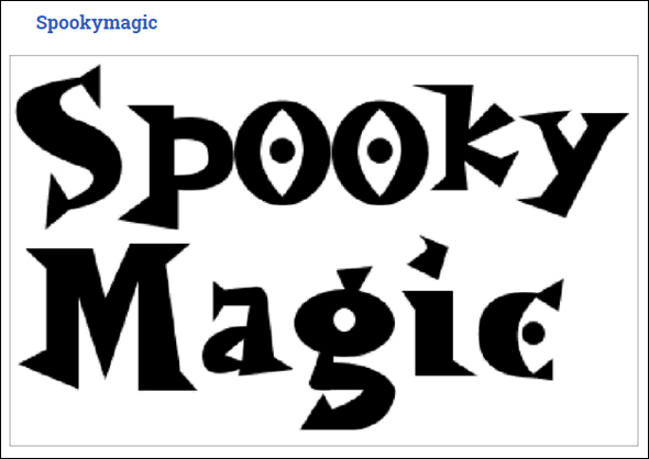 50 Free Font for Halloween - Cloudeight