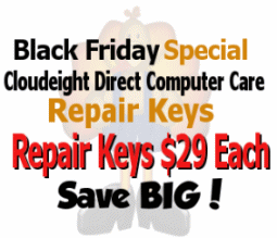 Cloudeight Direct Super Black Friday Sale