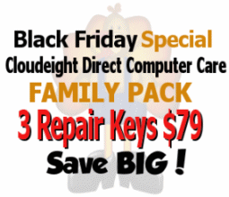 Cloudeight Direct Family Pack
