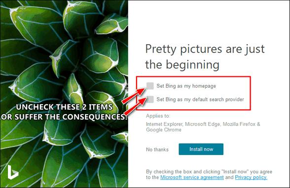 Cloudeight Freeware Pick - Bing Wallpaper app