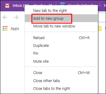 Tab Groups - Cloudeight Chrome Tips