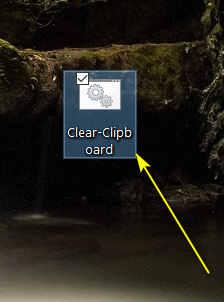 Clear the clipboard - Cloudeight InfoAve