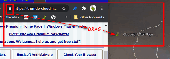 Cloudeight Browserf Tips