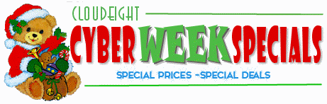 Cloudeight CyberWeek Deals