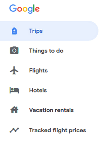 Google Travel - Cloudeight Site Pick