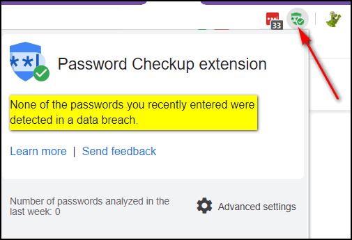 Cloudeight Freeware Pick - Password Checkup