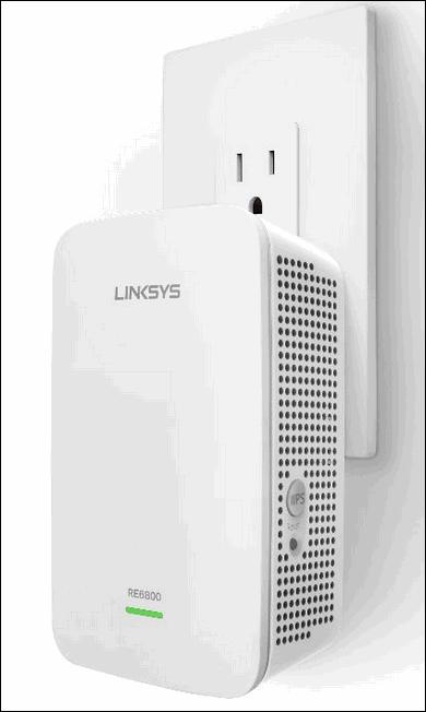Cloudeight InfoAve Plug-in WiFi Range Extender