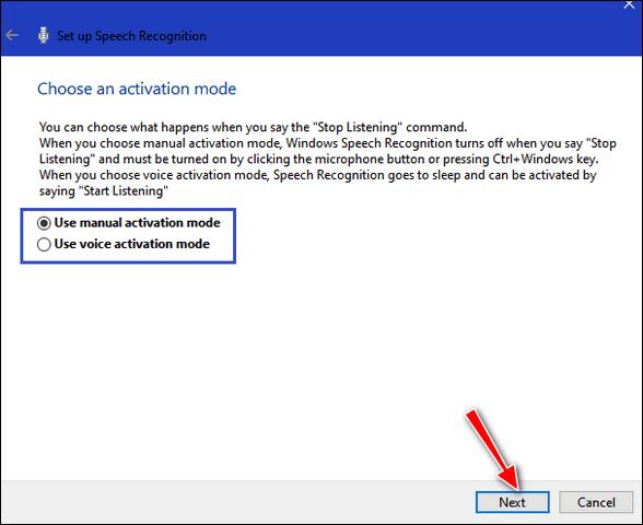 Cloudeight Windows 10 Tips - Speech Recognition