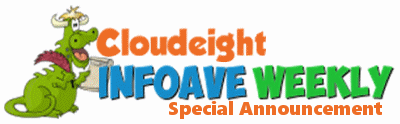 Cloudeight InfoAve Weekly Special Announcement