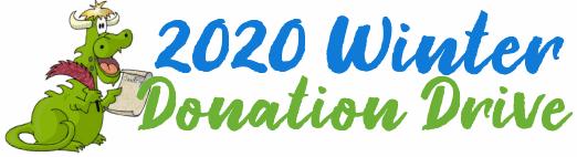 2020 Winter Donataion Drive
