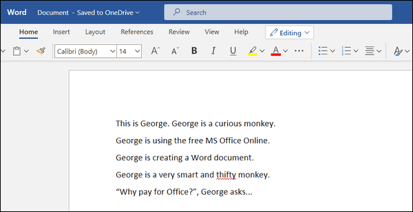MS OFFICE ONLINE - Cloudeight