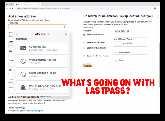 What's going on with LastPass - Cloudeight InfoAve