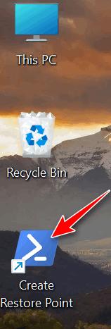 Shortcut on Windows 11 Desktop - Cloudeight InfoAve