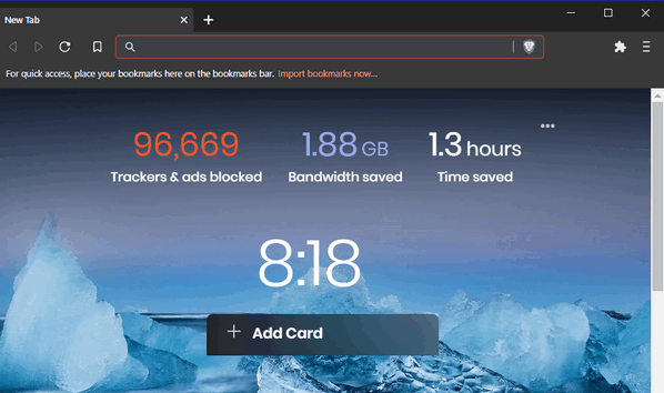 Brave Browser - Cloudeight Infoave
