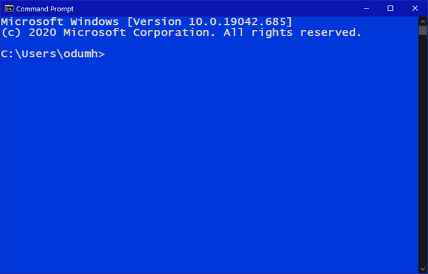 Cloudeight - Customizing the Windows Command Prompt