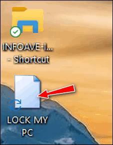 Create Desktop Shortcut - Cloudeight Windows 10 tips