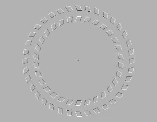 Gears Illusion