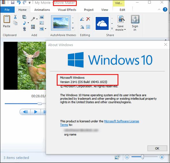 Cloudeight Windows Tips & Trick Windows Movie Maker & Photo Gallery on Windows 10