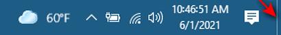 The Windows 10 Notification Area - Cloudeight InfoAve