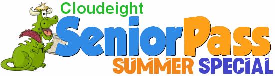 Cloudeight SeniorPass Summer Special
