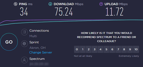 Internet Speed Tests, Cloudeight InfoAve
