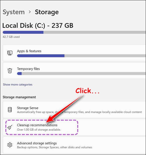 Cloudeight Windows 11 Storage Sense