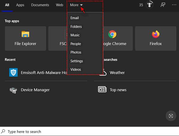 Taskbar Search Windows 10 tips Cloudeight InfoAve