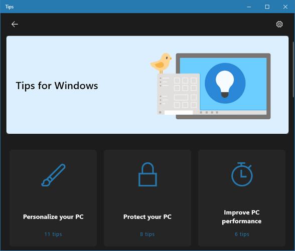 Windows 10 tips Cloudeight