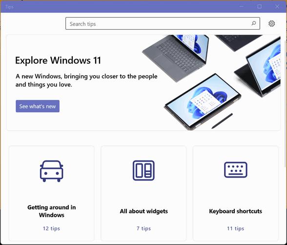 Windows 11 tips Cloudeight