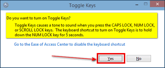 Toggle Keys - Windows 10 tips - Cloudeight InfoAve