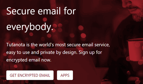 Tutanota Email - A Cloudeight Site Pick