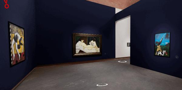 Virtual Museum of Art (VOMA) - Cloudeight Site Pick