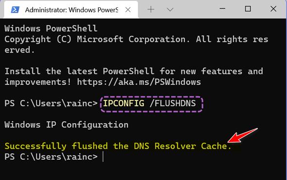 Windows 11 DNS Cloudeight InfoAve